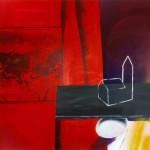 Ralph Kull, Teilung Bild II, 2000–1999