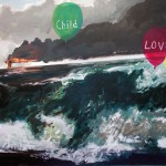 Ralph Kull, tiefes Wasser, 2014/11