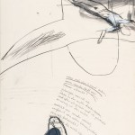Viktoria Diehn, Ralph Kull, Siegfried Willigmann, Gedicht- und Zeichnungszyklus, 1983