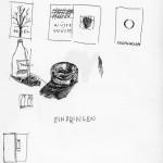 Ralph Kull, Flut I, 1990