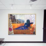 Ralph Kull, blue (), Deutsches Konsulat, New York, 1996/95