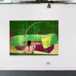 Ralph Kull, Ausstellung Galerie Village, Worpswede 2012