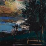 Ralph Kull, Ohne Titel (Seehn), 2020, 17