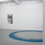 Ralph Kull, 1992, Ausstellungsansicht KX Kunst auf Kampnagel, Hamburg